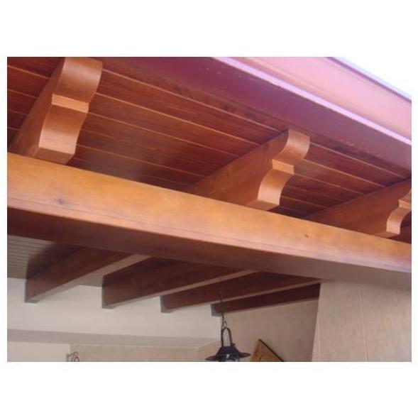 Techos de madera: Nuestros productos de Carpintería Albero
