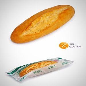 Panecillo sin gluten 50 gr ... 0,85 €