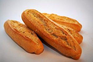 Baguettina sin sal 110 gr ... 0,79 €