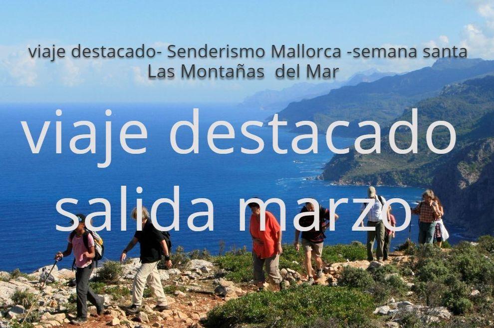 Mallorca. Senderismo. Las montañas del mar: VIAJES Y ACTIVIDADES de Exploramunt