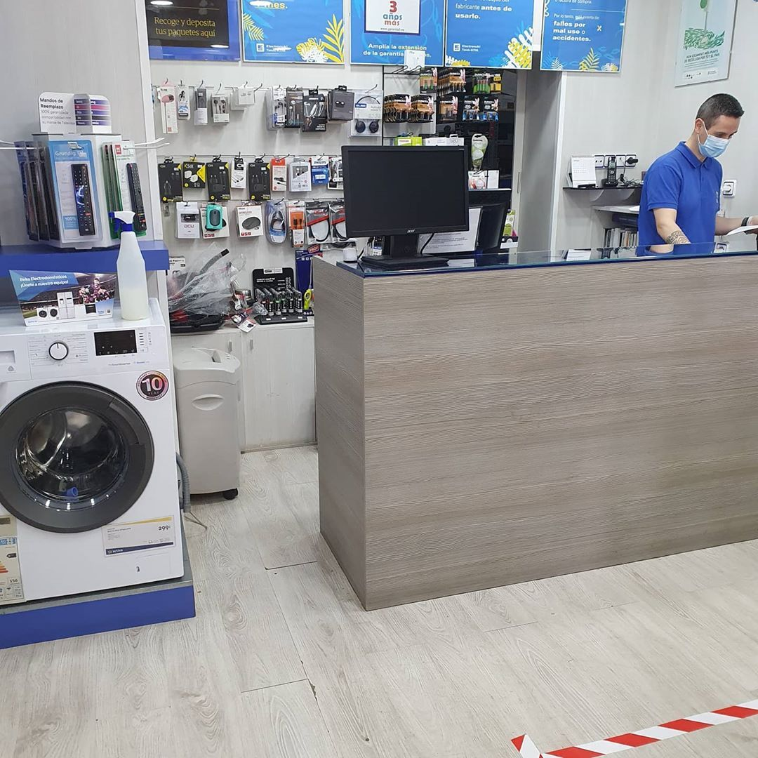 Comprar electrodomésticos en El Besós I el Maresme