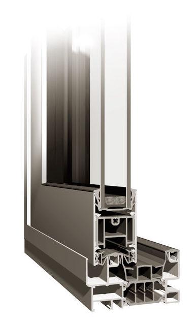 Ventana de aluminio con rotura termica altas prestaciones