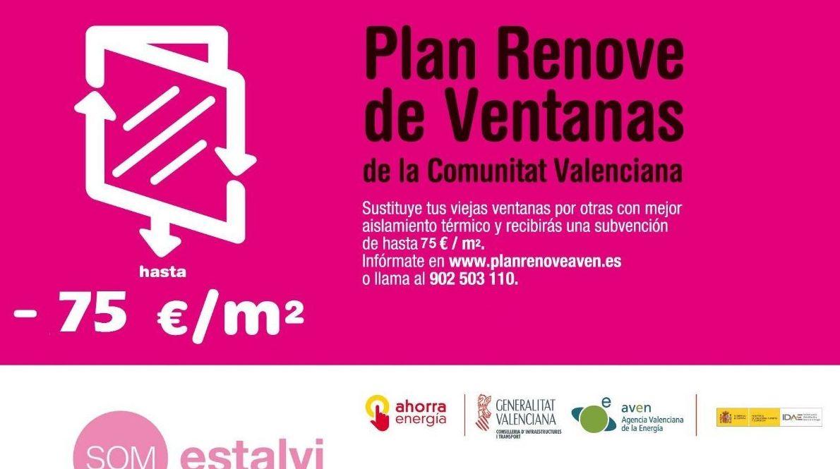 Nuevo Plan Renove de Ventanas 2017