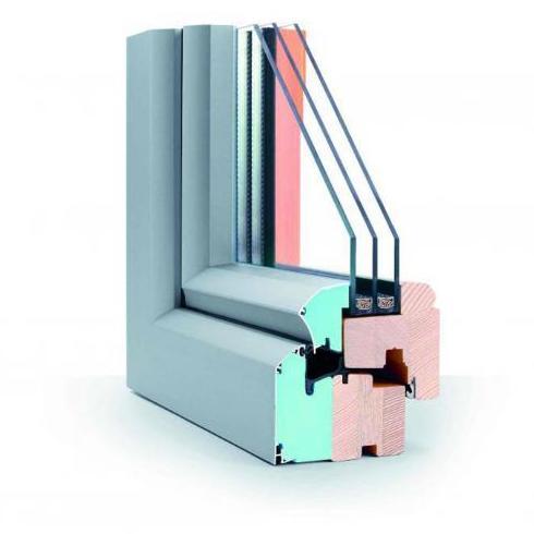 H-490 ventana apta para certificación de Pasive house en Valencia: Productos de Ventanas Dekoval