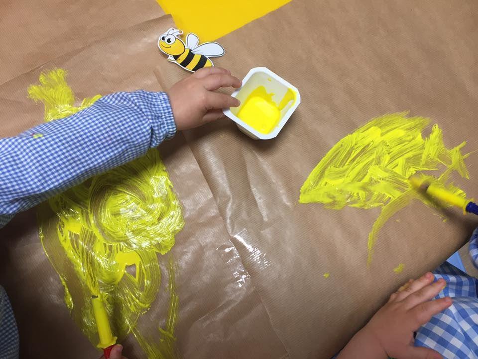 Centro de actividades de educación infantil en El Molar