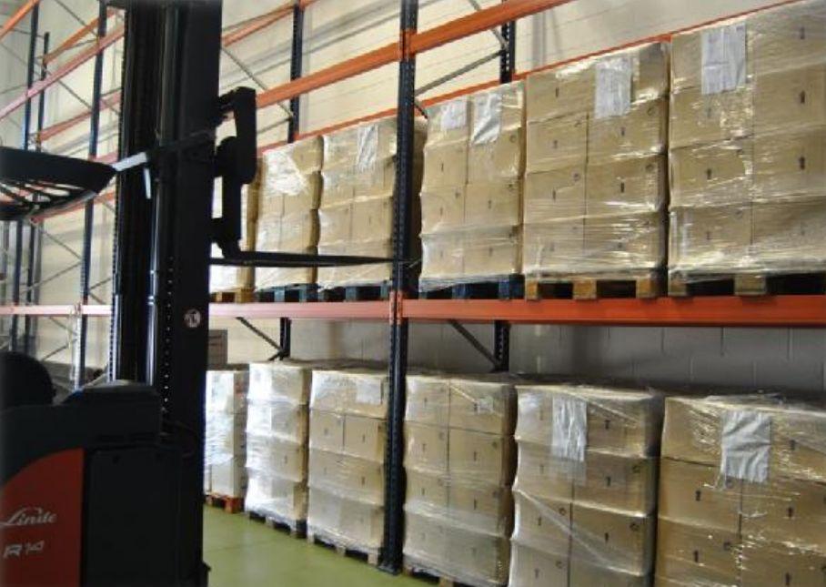 Servicio de almacenaje y distribución
