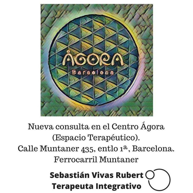 Sebastián Vivas Rubert - Terapeuta Integrativo en Barcelona
