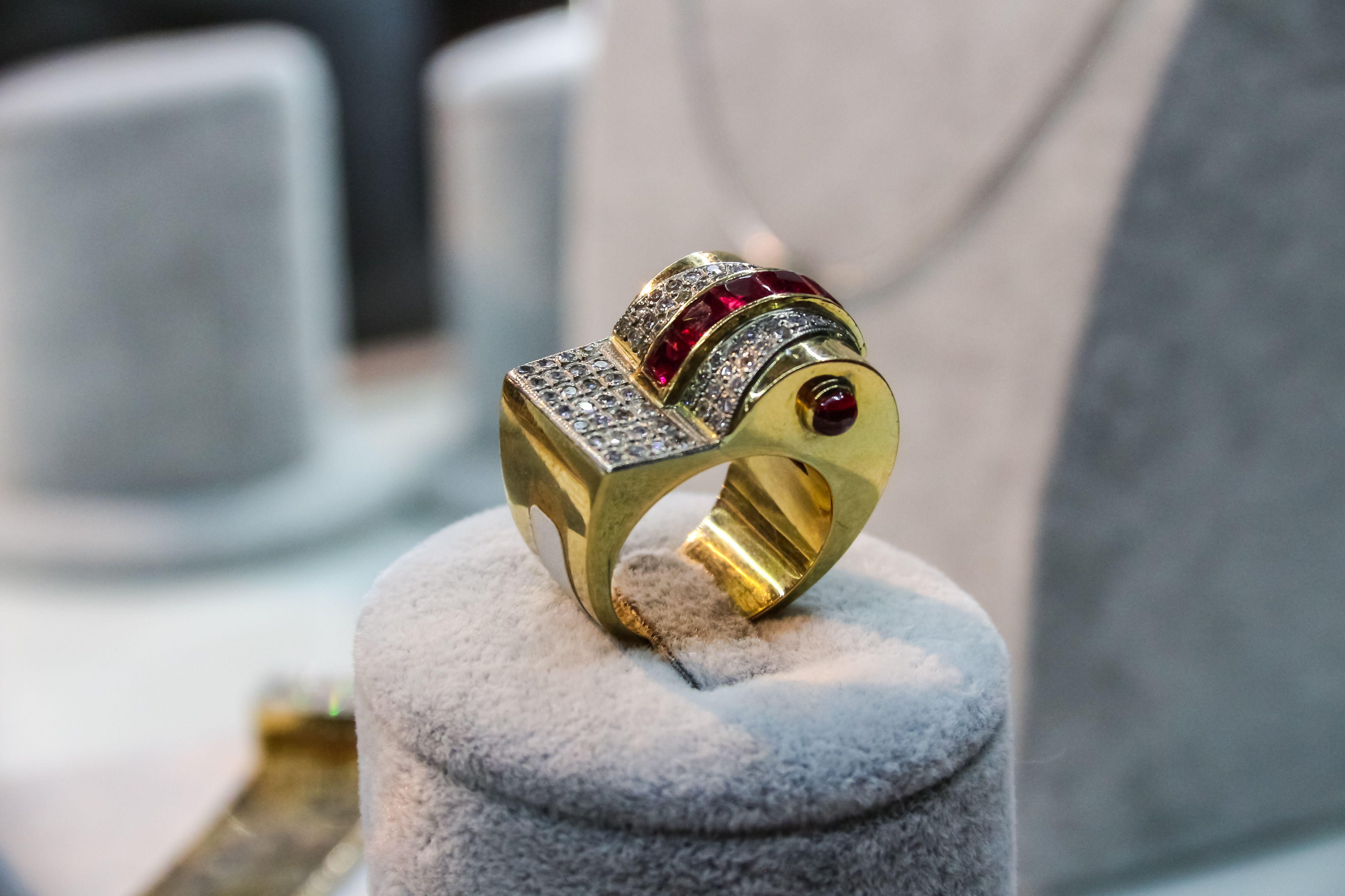 Anillo diamantes en  S & B joyas y relojes