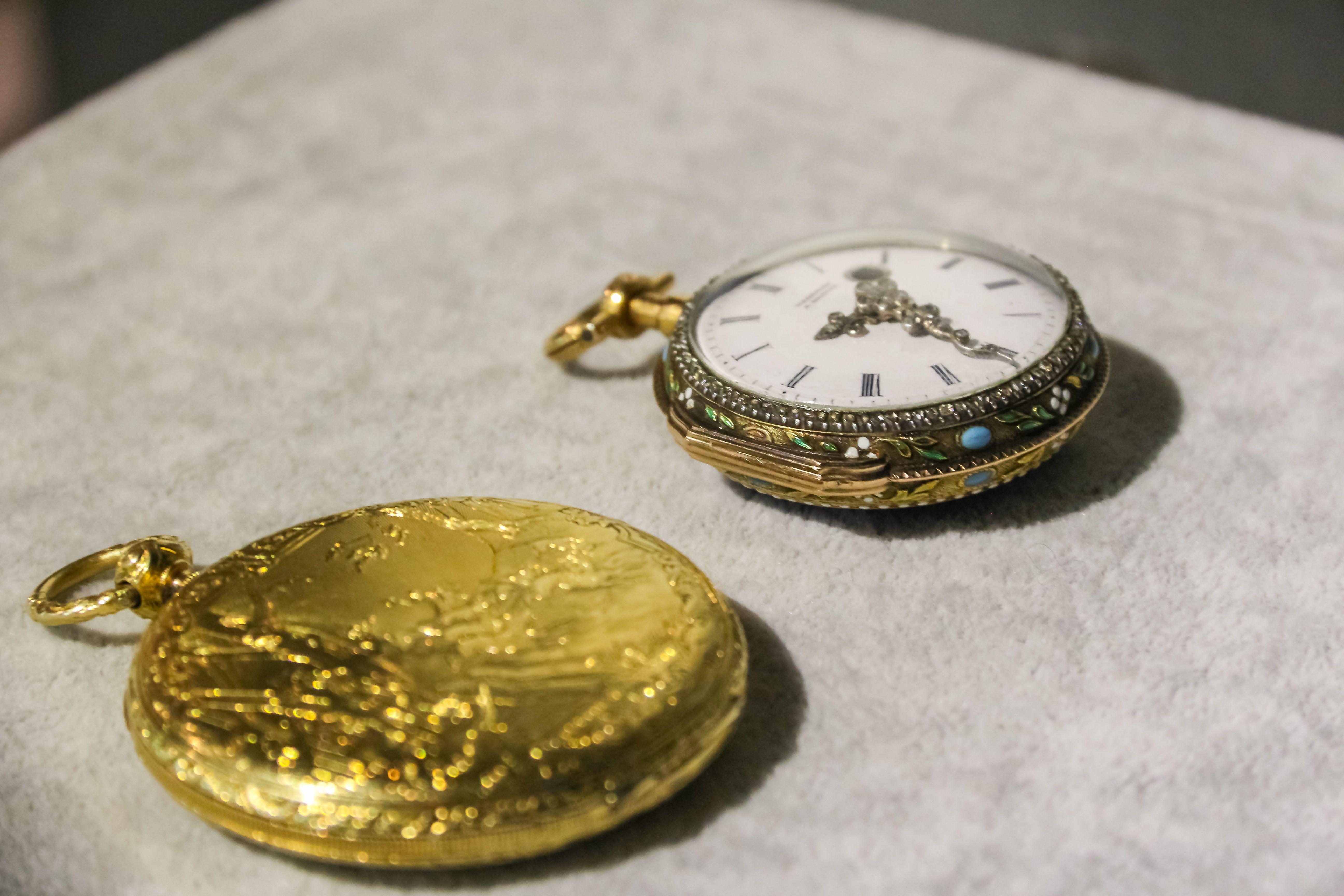 Reloj antiguo S & B joyas y relojes