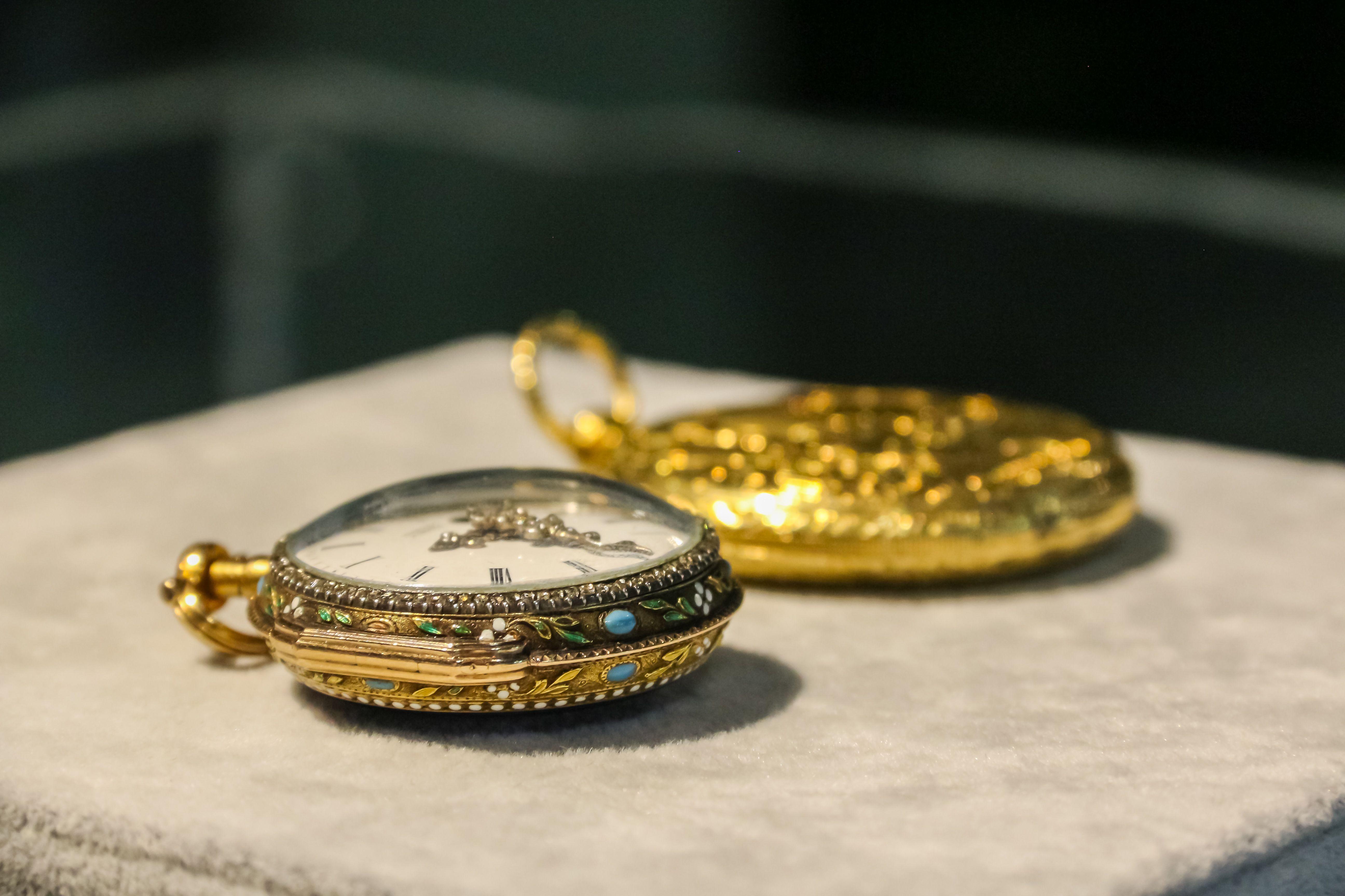 Reloj de bolsillo  S & B joyas y relojes