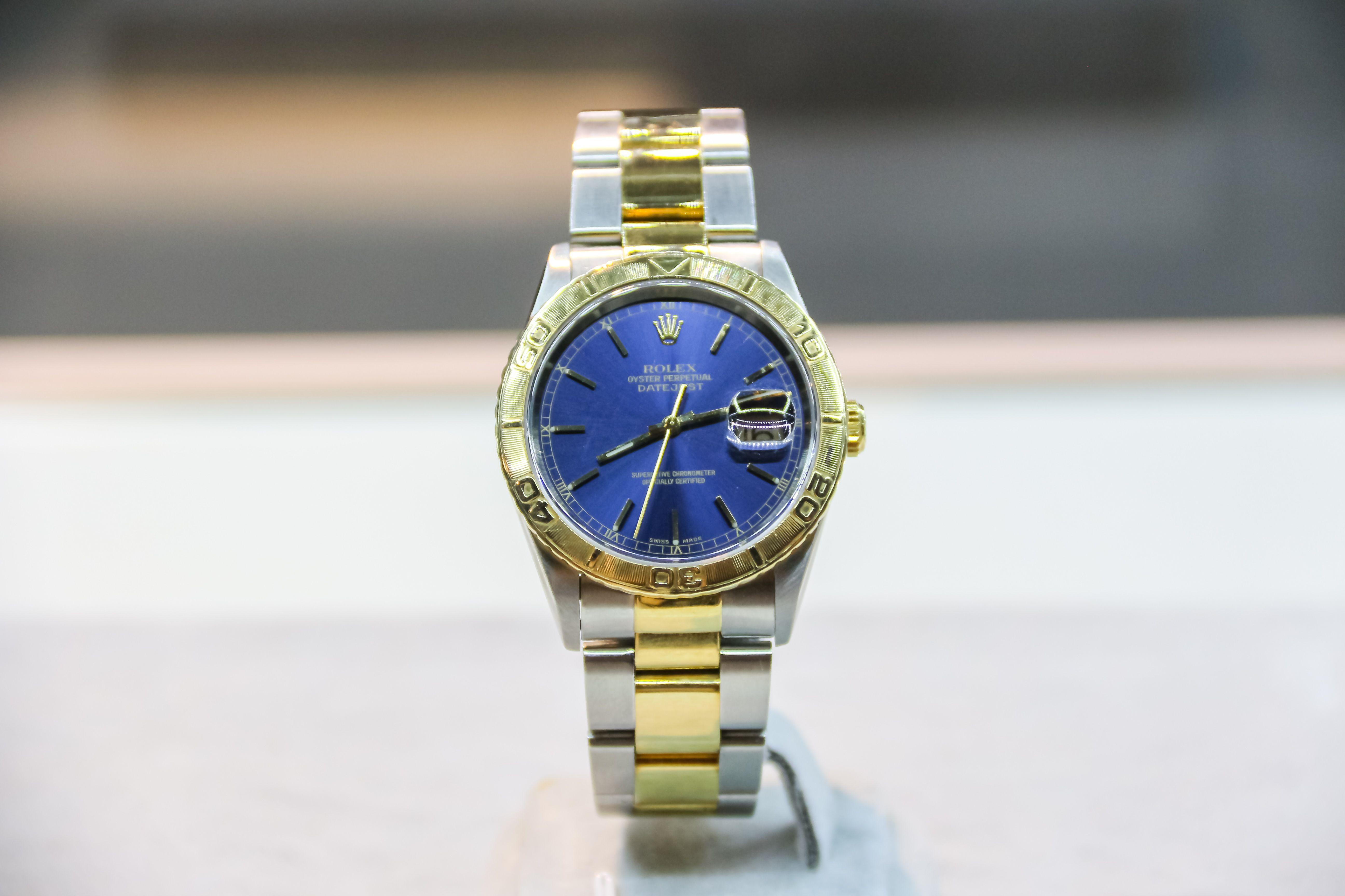 Rolex  S & B joyas y relojes