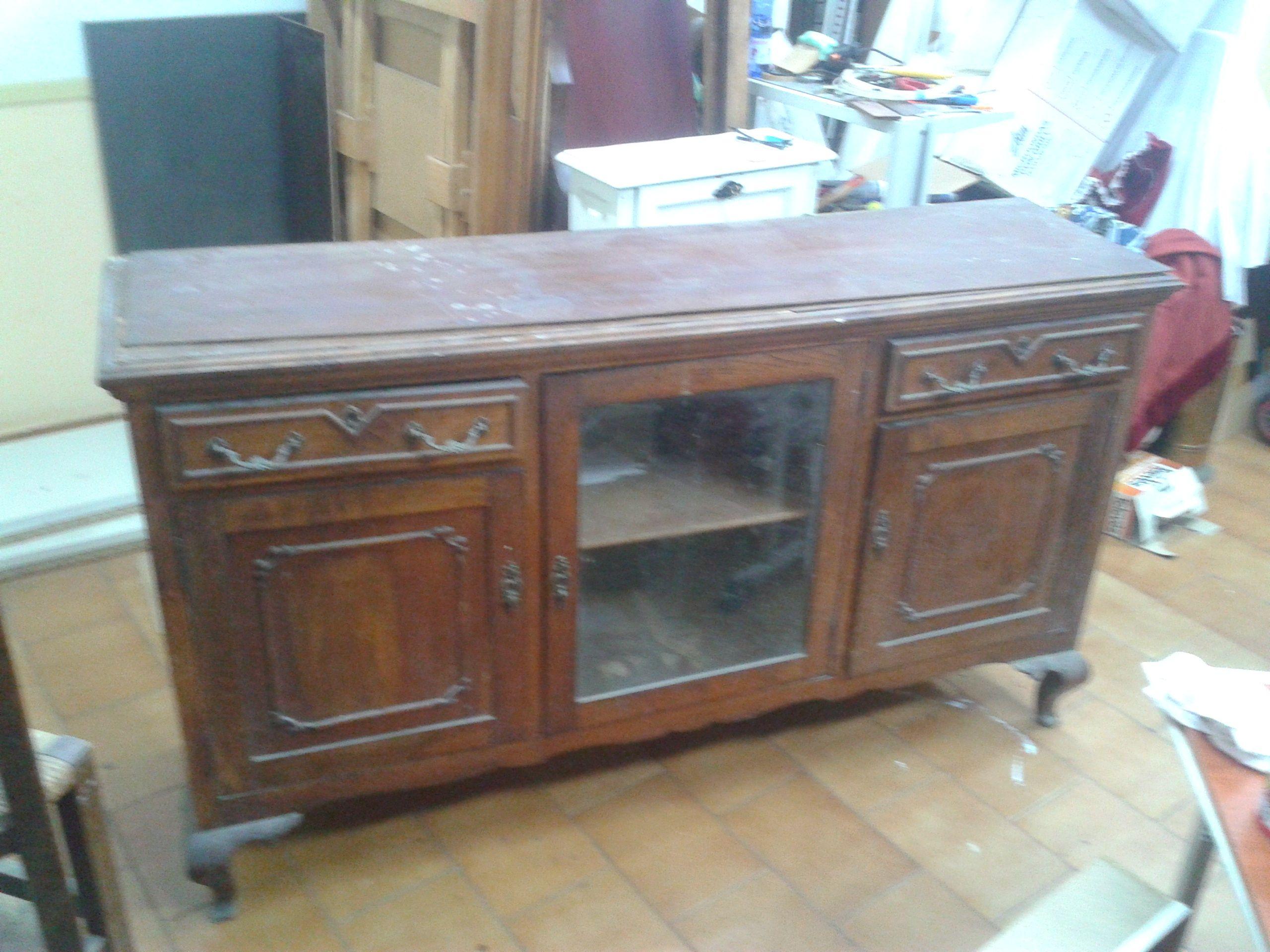 Taller de restauración de muebles Coruña