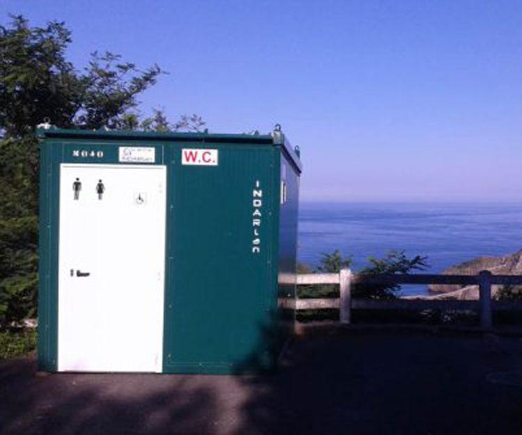 Mantenimiento de baños portátiles en Vizcaya
