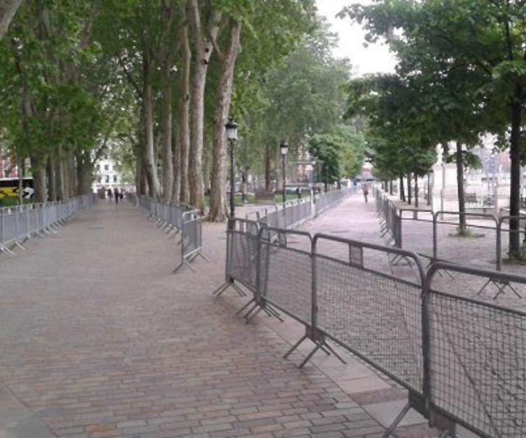 Alquiler de vallas para eventos en Vizcaya
