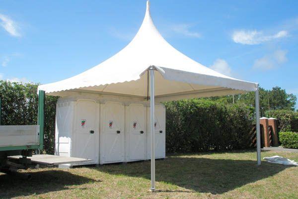 Aseo portátil Vip: Productos de Indarlan Obras y Eventos S.L.L.