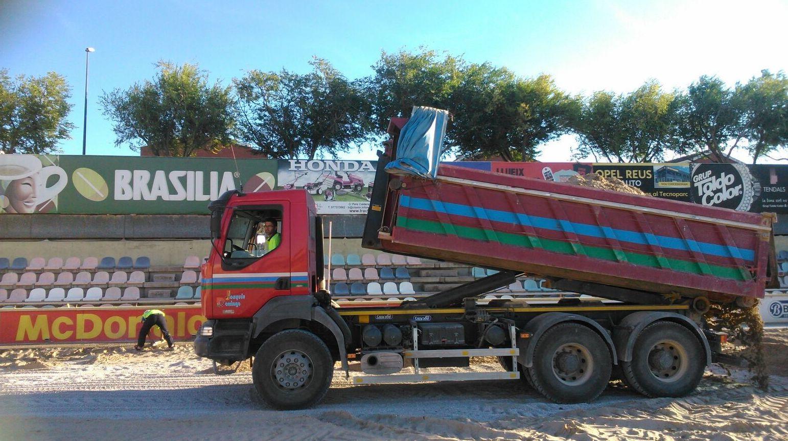 Foto 21 de Excavaciones en Vila-seca | Joaquín y Domingo S.L