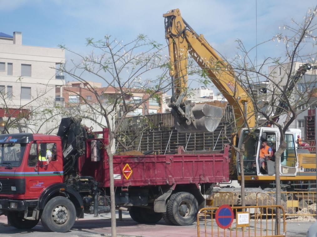 Foto 39 de Excavaciones en Vila-seca | Joaquín y Domingo S.L