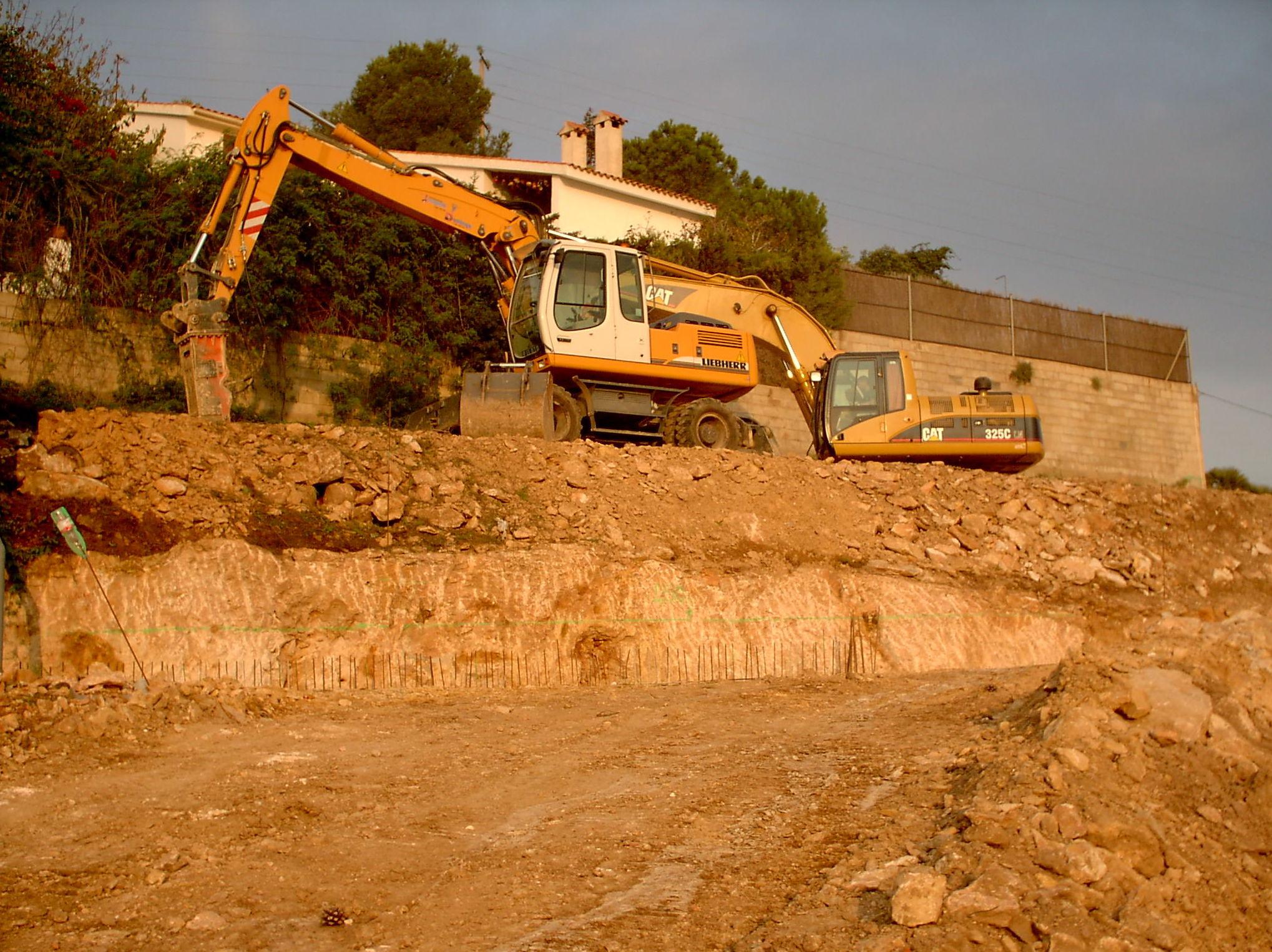 Foto 5 de Excavaciones en Vila-seca | Joaquín y Domingo S.L