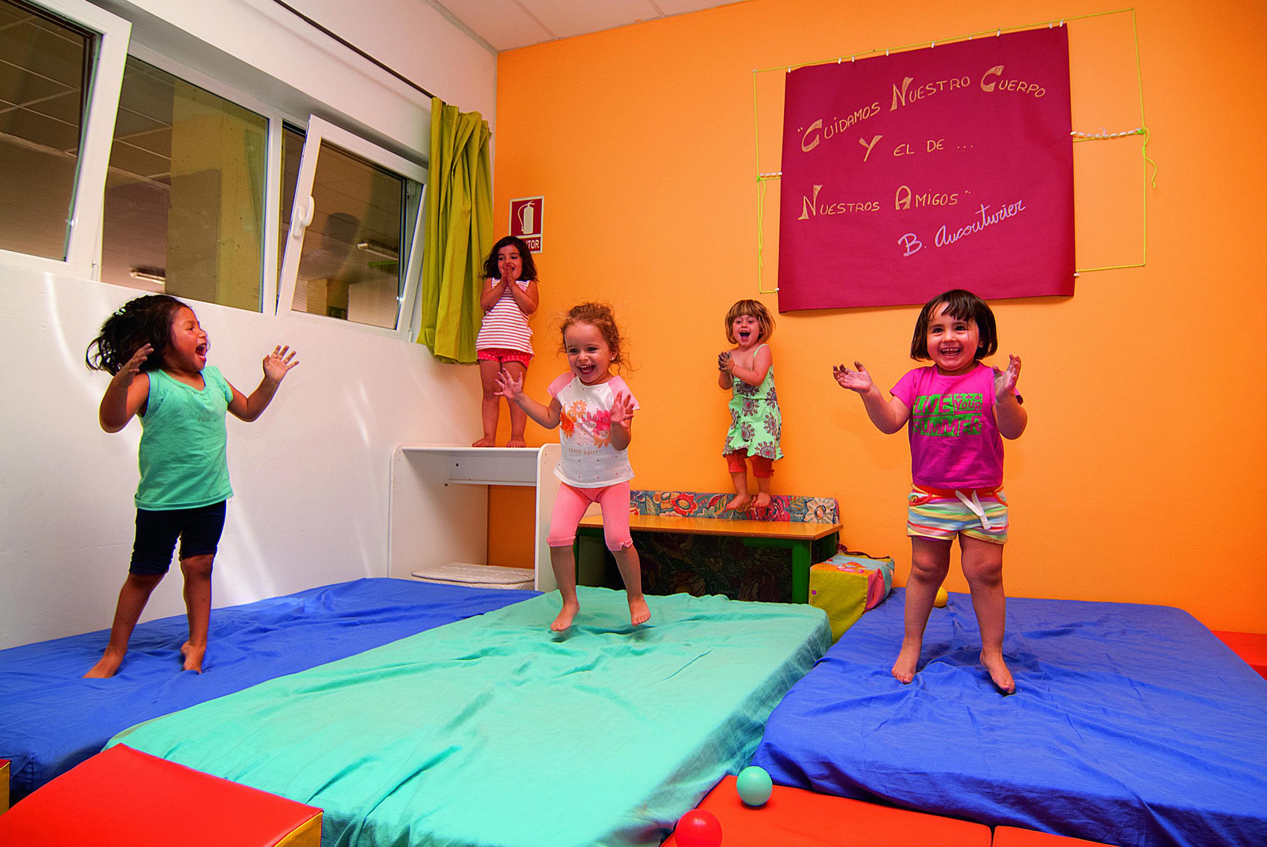 Foto 7 de Escuelas infantiles en Valdemoro | Escuela Infantil Los Brezos