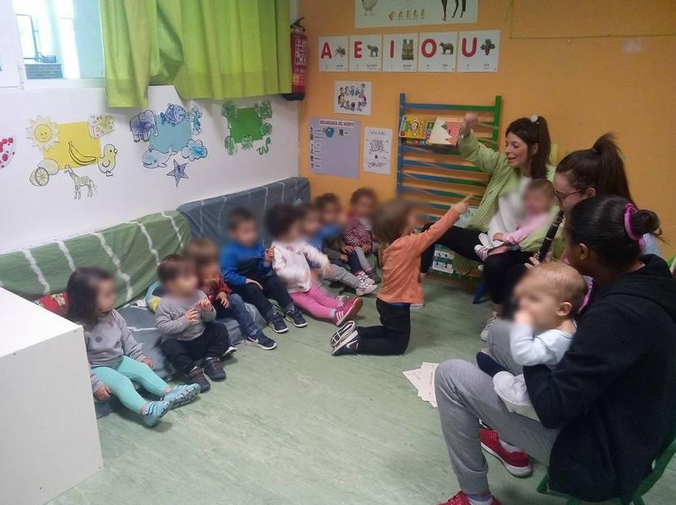 Foto 2 de Escuelas infantiles en Valdemoro | Escuela Infantil Los Brezos