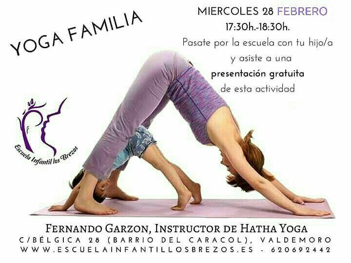 Yoga familia