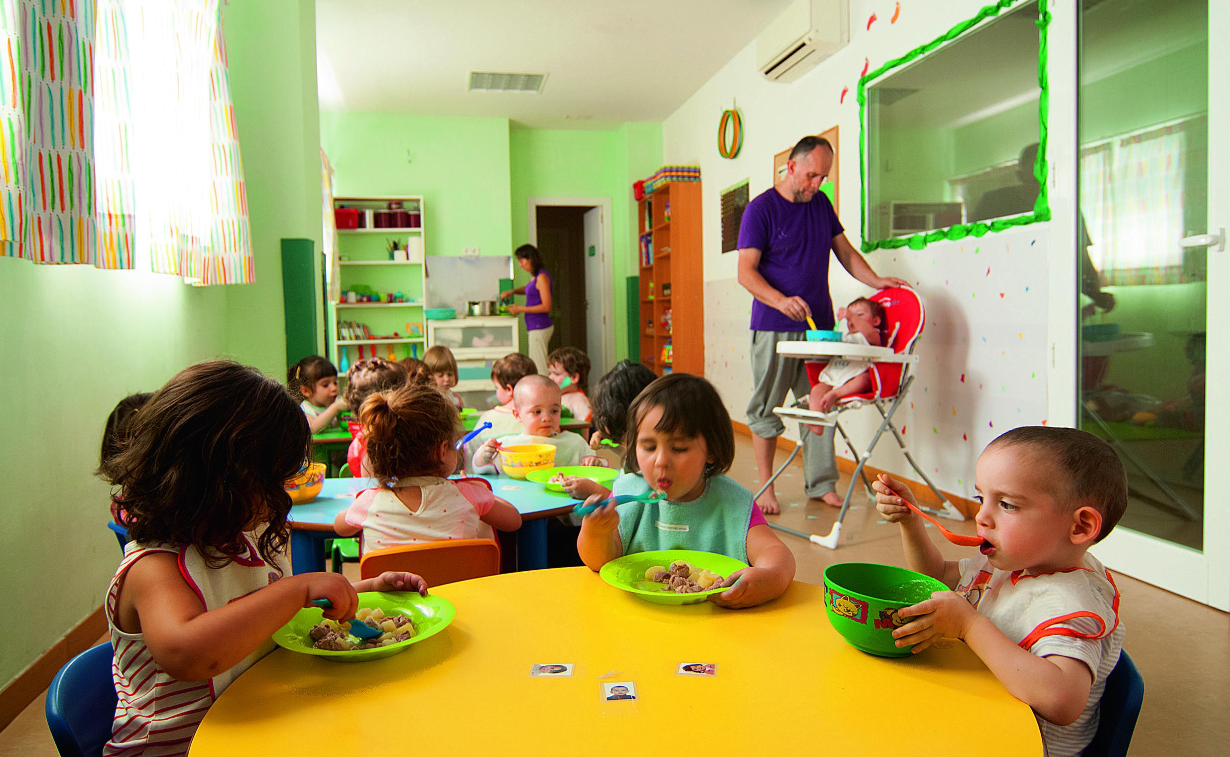 Cocina propia: Servicios  de Escuela Infantil Los Brezos