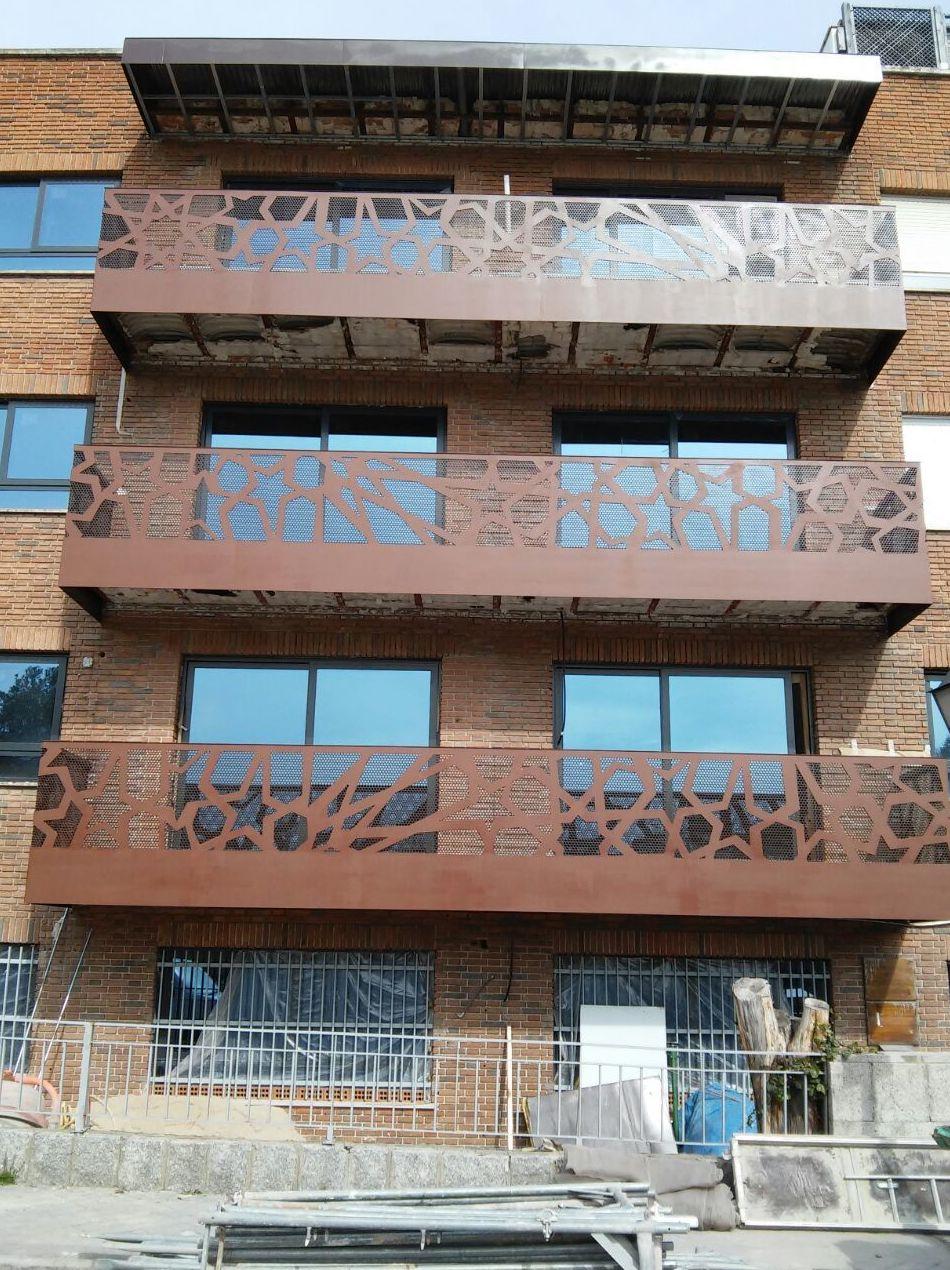 Foto 5 de Carpintería de aluminio en San Sebastián de los Reyes | Talleres Are-San, C.B.