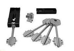 Diversos modelos de llave paleta