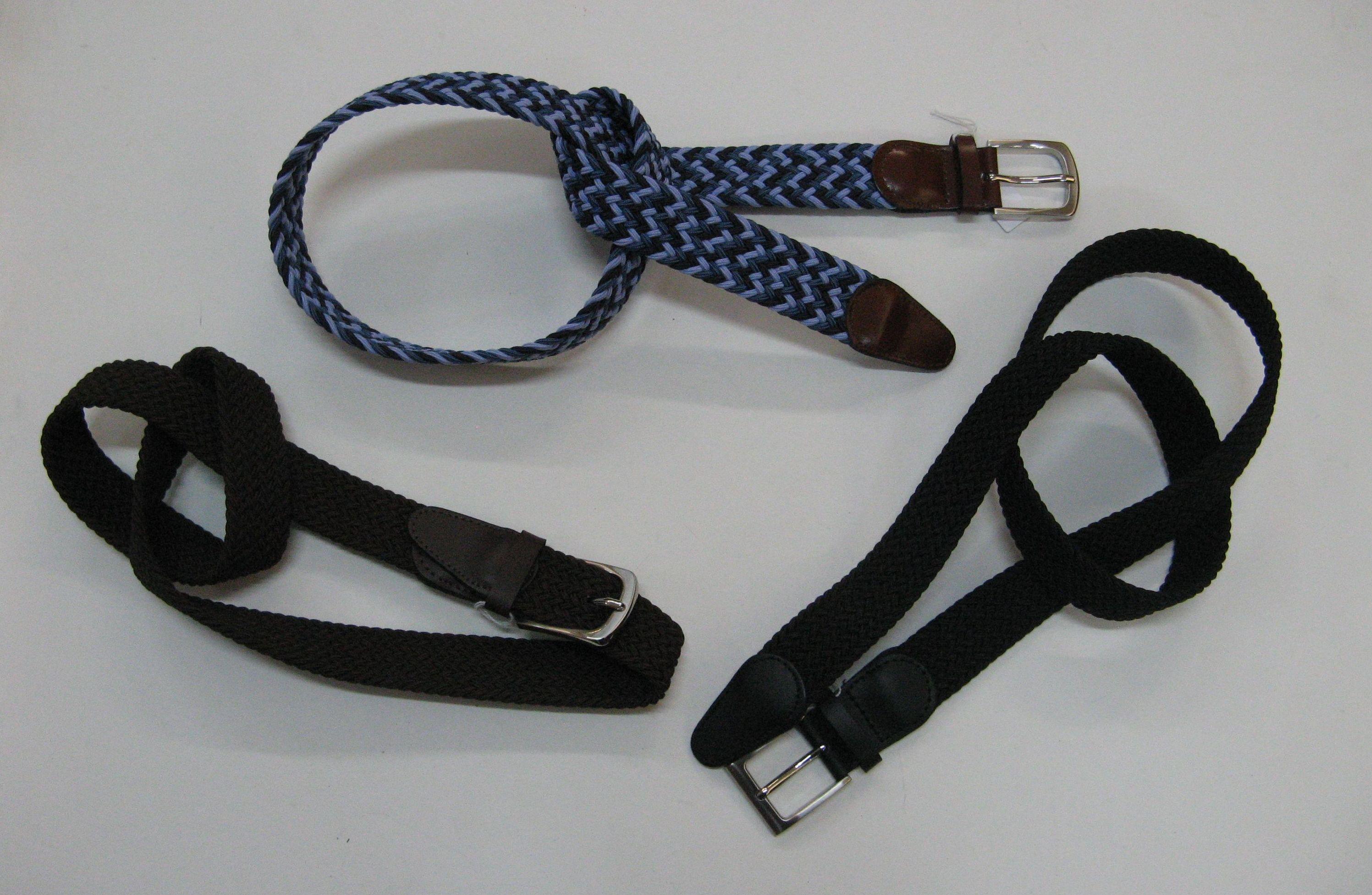 Cinturón elástico unisex