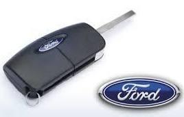 Llave Ford Focus, fiesta, C-Maxx etc ID 63, 4D