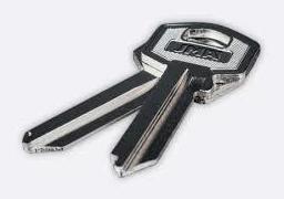Varios modelos de llaves normales