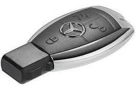 Llave Mercedes, modelo ML, CLC, E CLASS, B CLASS