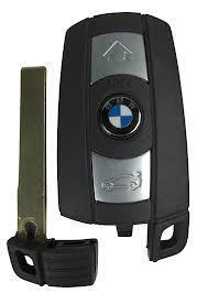Llave BMW, inserción sin mando