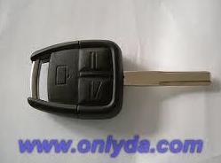 Diversos modelos de llaves para vehículos Opel