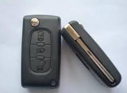 Llave Peugeot, Sper, 307, 207 cabrio... ID46: Productos de Zapatería Ideal
