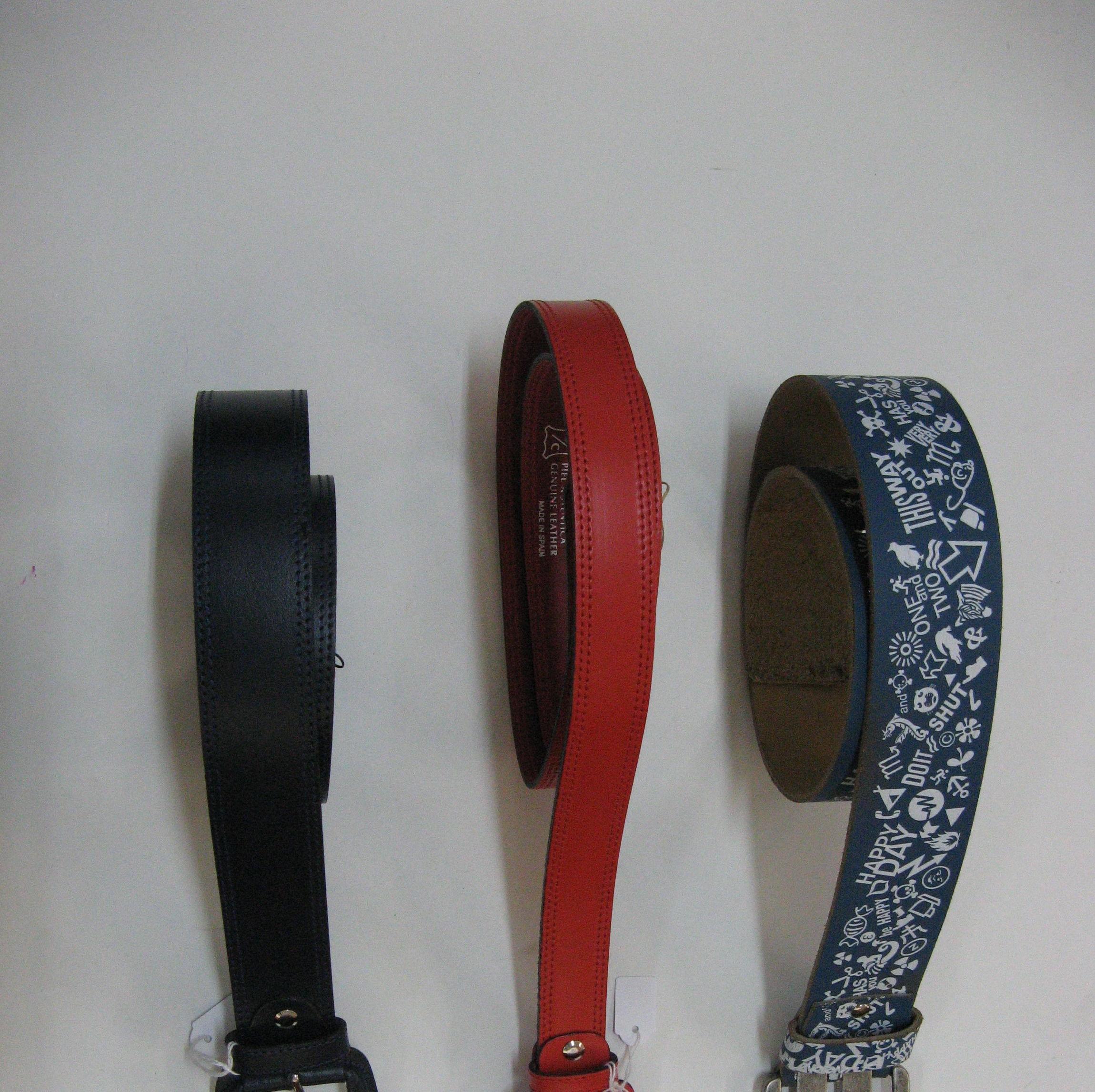 Cinturón para señora, varios modelos y colores