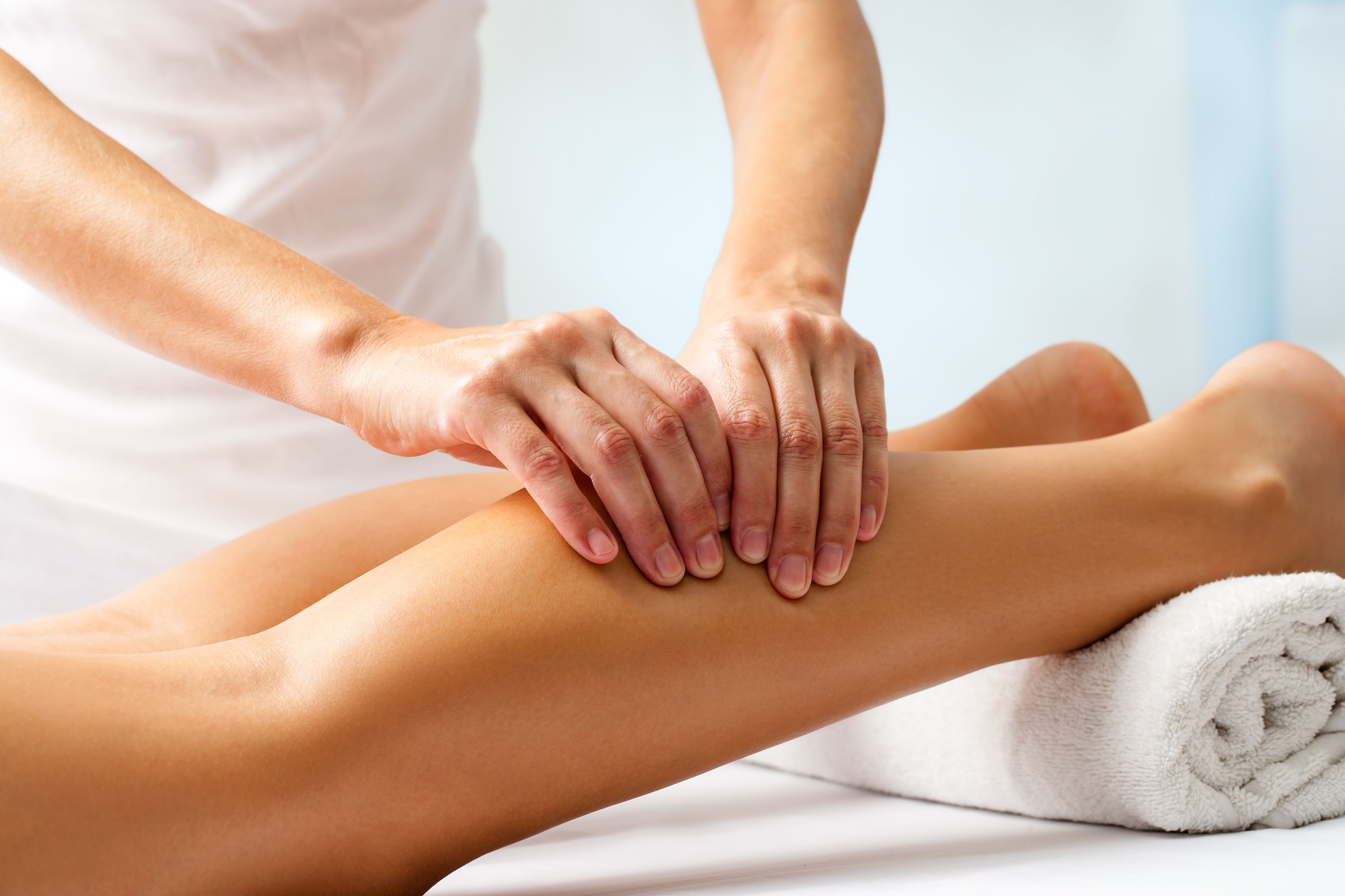 Masaje terapéutico en Oria