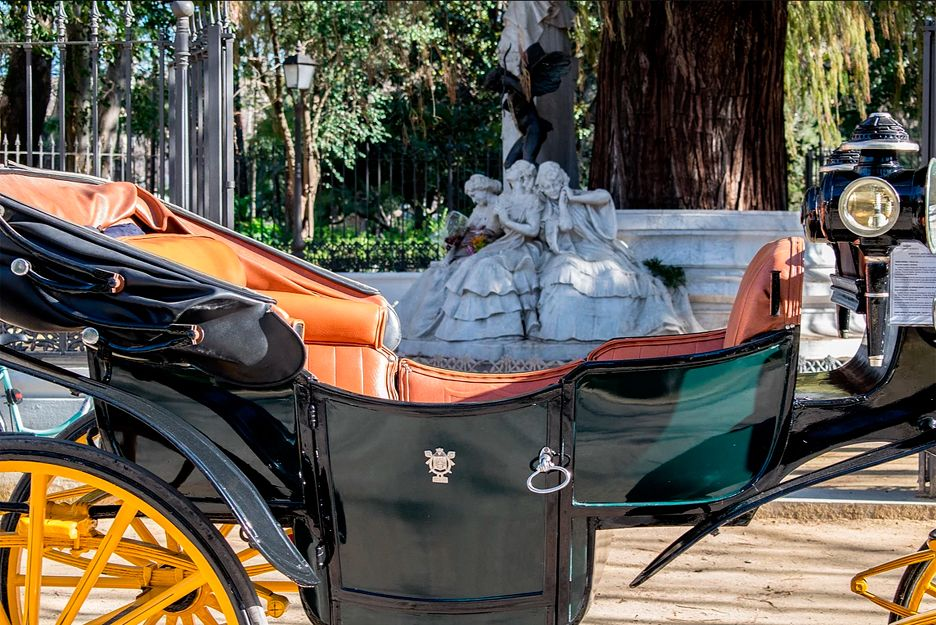 Paseos por Sevilla en coches de caballos
