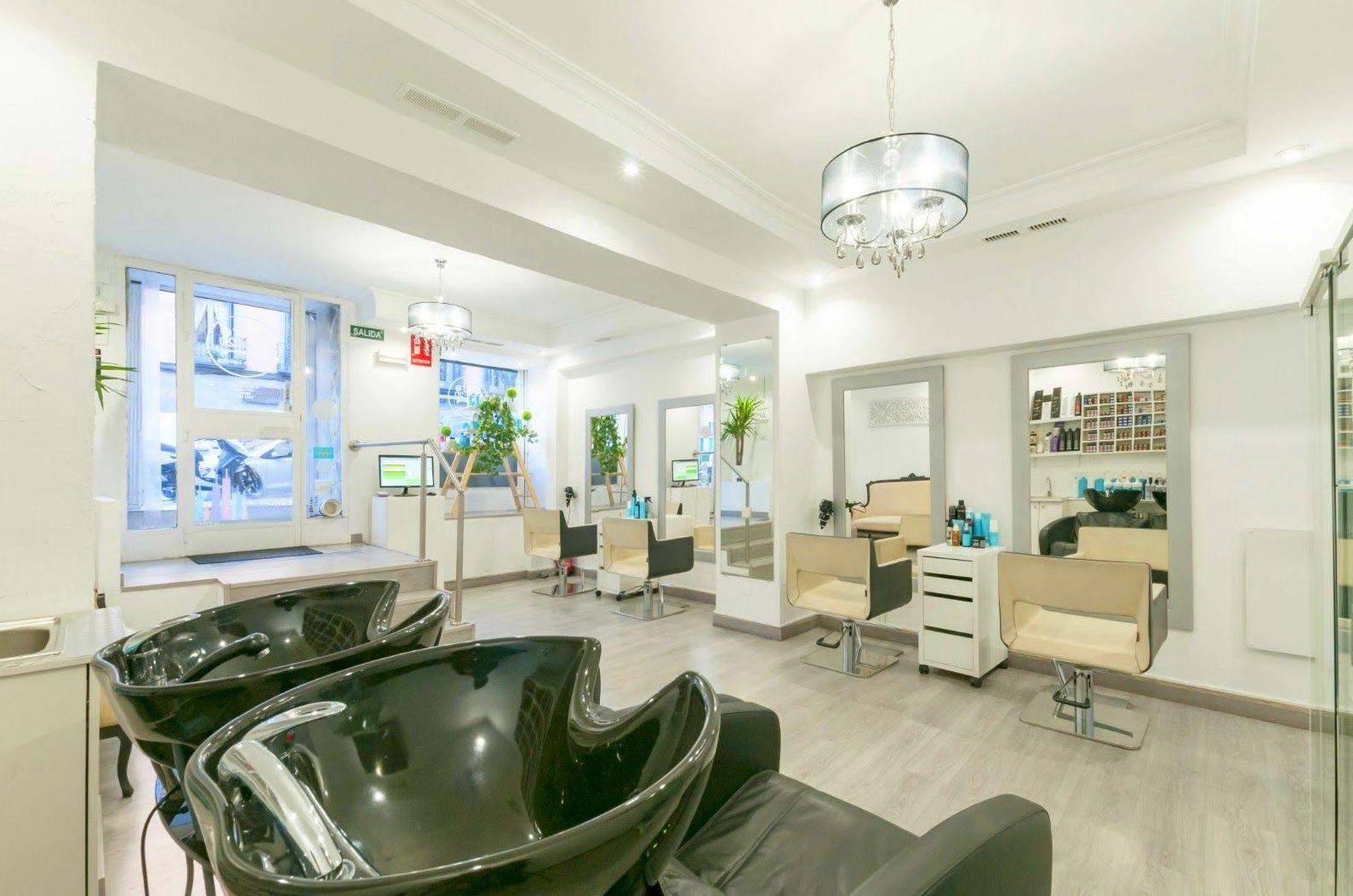 Suite 20 Salón de belleza Madrid