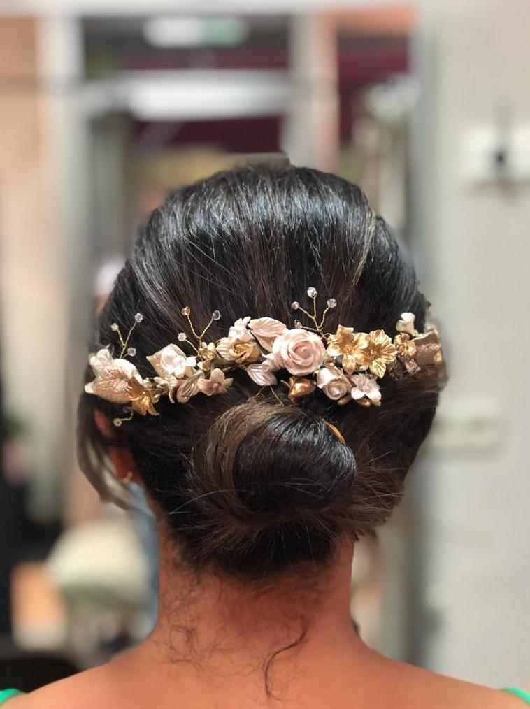 Recogido de novia Madrid