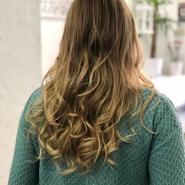 Mechas balayage en Madrid