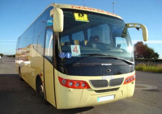 Autobuses con conductor