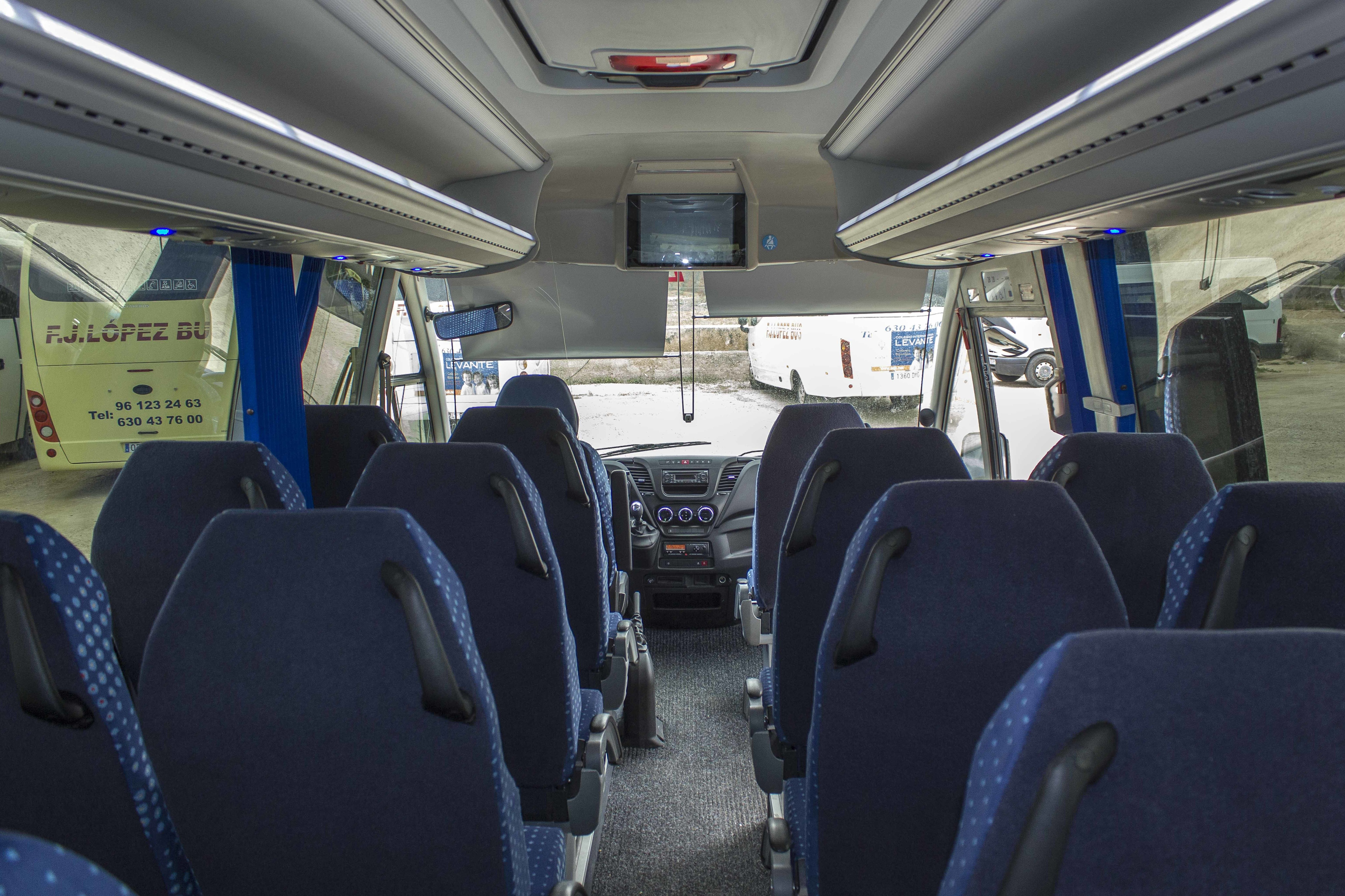 Autobuses baratos Valencia