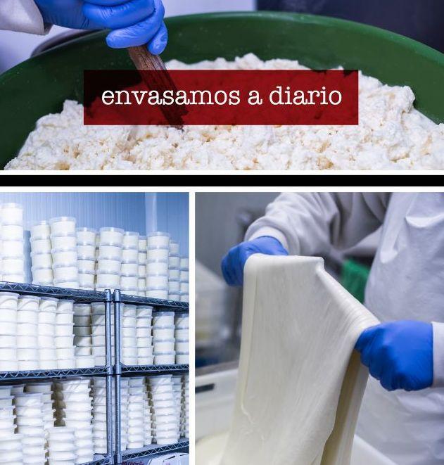 Fabricación de quesos típicos venezolanos
