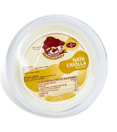Nata criolla: Productos de Antojos Araguaney