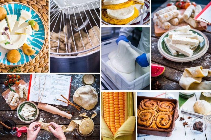 Antojos Araguaney, productos lácteos venezolanos