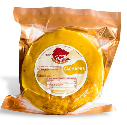 Cachapas: Productos of Antojos Araguaney