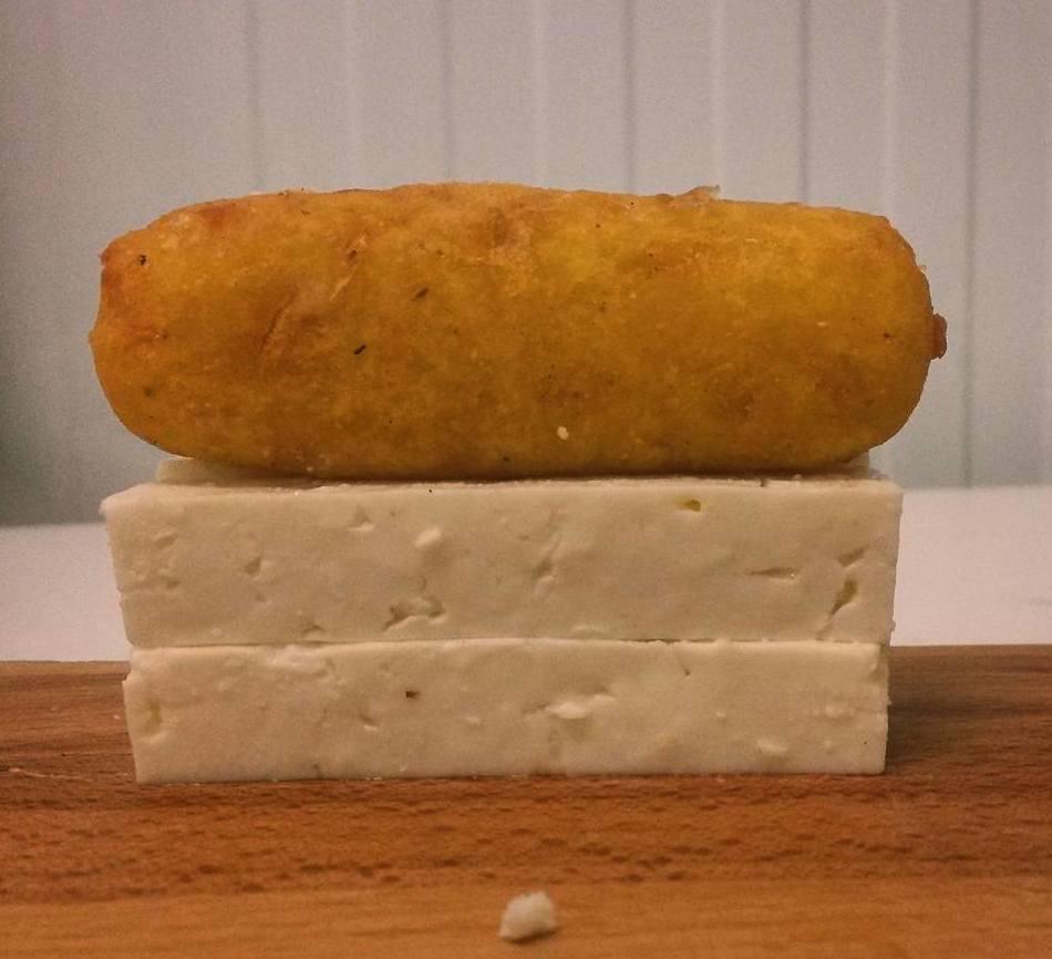 Palitos de queso para la hostelería