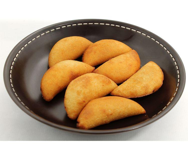 Empanadillas realizadas con productos naturales y de calidad