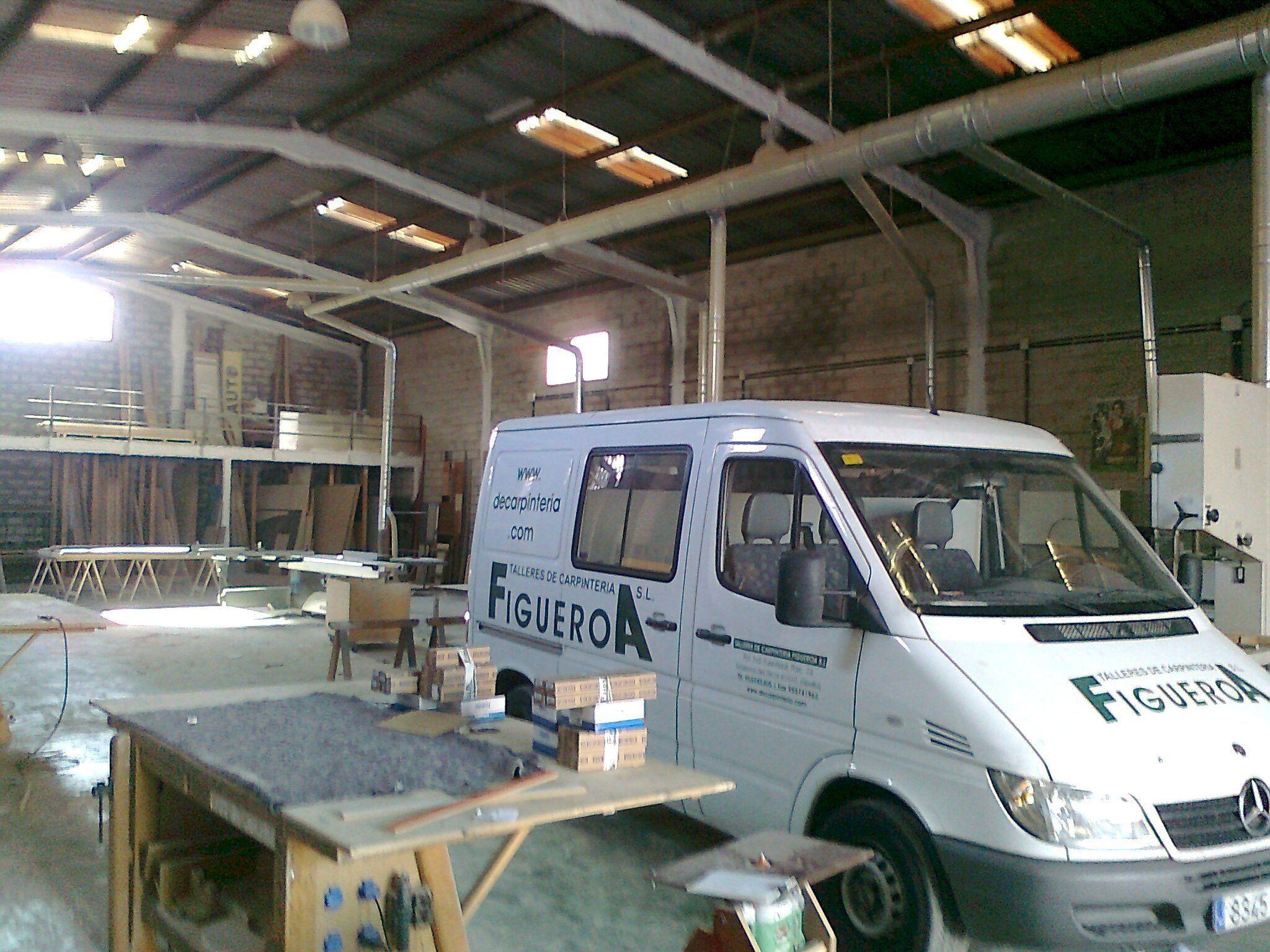 Montaje y mantenimiento de carpintería